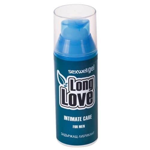 задържащ гел long love